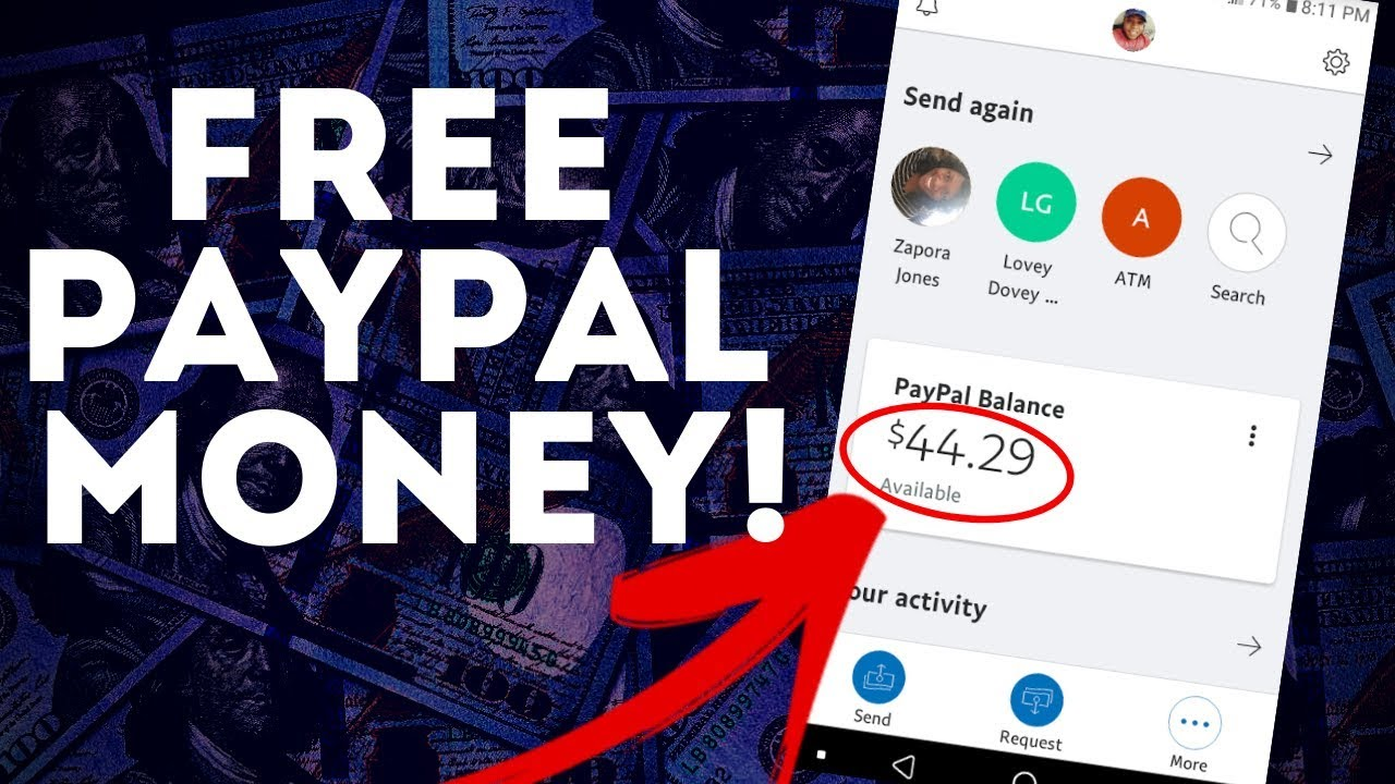 Free PayPal Money 2019: Earn $25 In Free PayPal Money Instantly